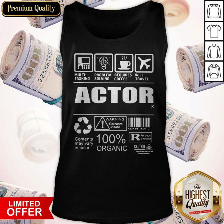 Official Adoption Social worker Tank-Top