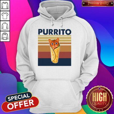 Official Cat Perrito Vintage Hoodie