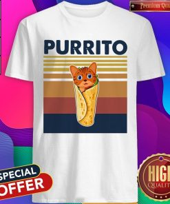 Official Cat Perrito Vintage Shirt