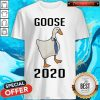 Official Goose Tie 2020 Shirt