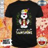 Official Snoopy You Are My Sunshine Shirt