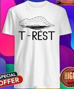 Official T-Rest T-Rex Shirt