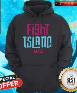 Official UFC Fight Island Hoodie