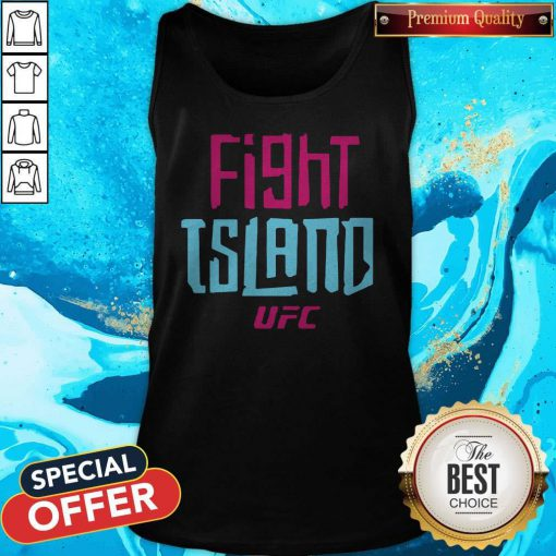Official UFC Fight Island Tank Top