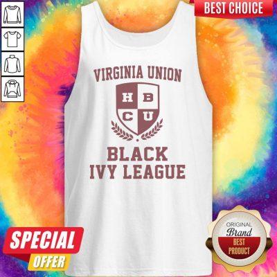 Virginia Union HBCU Black Ivy League Tank-Top