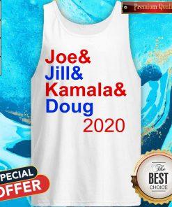Awesome Joe Jill Kamala Doug 2020 Tank Top