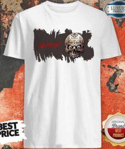Halloween Sugar Skull You See Me Shirt