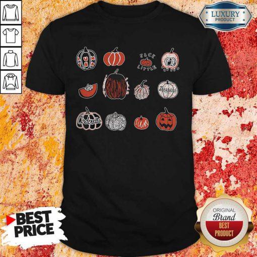Official Happy Halloween Pumpkin Shirt