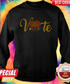 Official Vote Allan Bird Sweatshirt