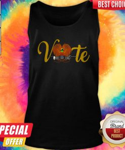Official Vote Allan Bird Tank top
