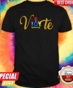 Nice Official Vote Island Shirt