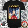 Rick And Morty The Incredible True Story Logic Shirt