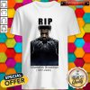 RIP Marvel Black Panther Chadwick Boseman Shirt