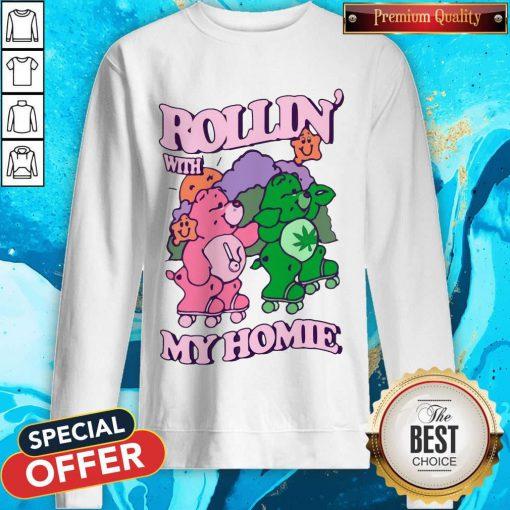 Rollin' With My Homie Sweatshirt