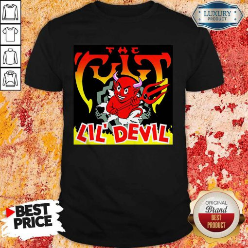 The Cult Lil Devil Shirt