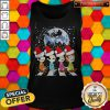 Awesome The Beatles Abbey Road Christmas Tank Top
