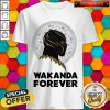 Black Panther Wakanda Forever Thank You For The Memories Signature Shirt