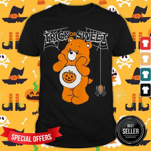 Care Bears Trick Or Sweet Bear Halloween Shirt