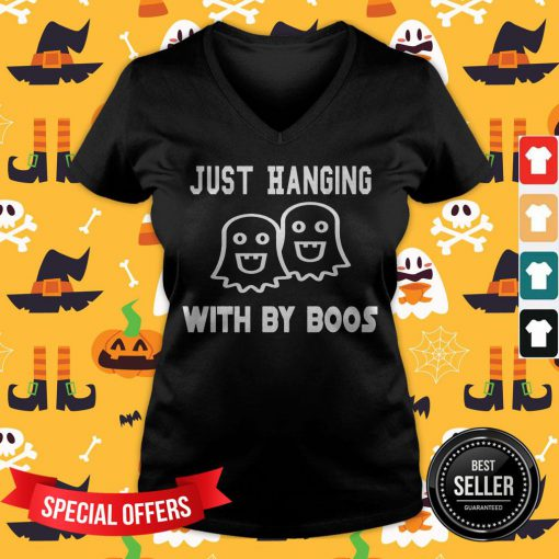 Excellent Just Hanging With By Boos V-neck