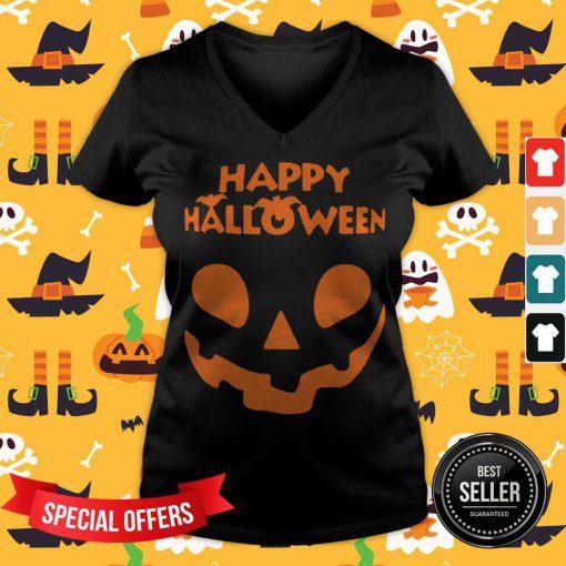 Fun Happy Halloween 2020 Funny Pumpkin Happy Halloween 2020 Shirt   Fanatic Tees