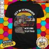 Get In Scavenger We're Going To Eat Trash Vintage Shirt