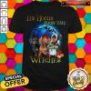 Halloween Dachshund It's Hocus Pocus Time Witches Shirt