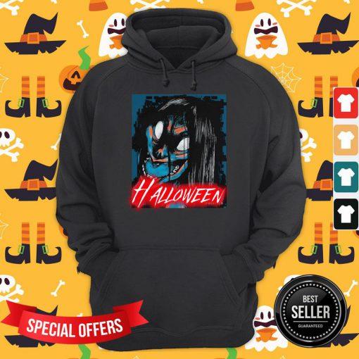 Halloween Japan Horror Characters Cartoon Hoodie