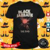 Nice Skull Black Sabbath The End Shirt
