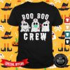 Nurse Halloween Boo Boo Crew shirt
