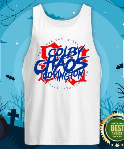 Official Colby Covington Tank Top