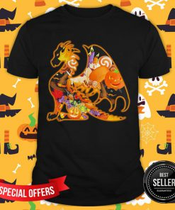 Official Dragon Halloween Shirt