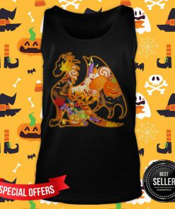 Official Dragon Halloween Tank Top