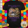 Thank You For The Memories 1976 2020 Chadwick Boseman Signature Shirt