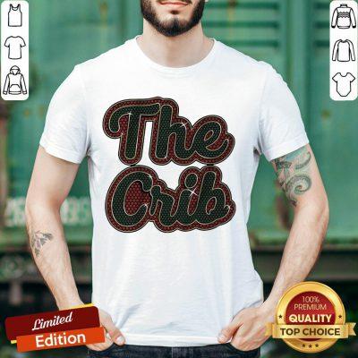 The Crib Miami Football Shirt