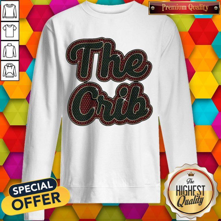 The Crib Miami Football Sweatshirt