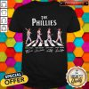 The Phillies Abbey Road Signature Shirt