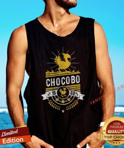 Awesome Chocobo Classic Tank Top - Design By Fanatictees.com