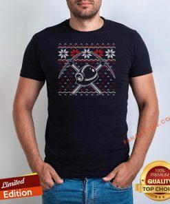 Awesome Mining Ugly Christmas Shirt - Design By Fanatictees.com