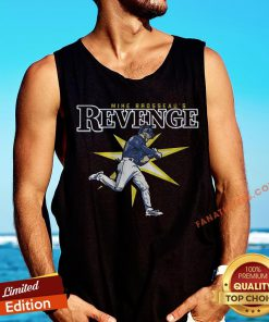 Top Mike Brosseau's Revenge Tank Top - Design By Fanatictees.com