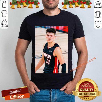 Court Culture Tyler Herro Snarl Shirt- Design By Fanatictees.com