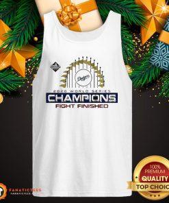 Nice LA Dodgers World Series Champions Baseball MLB Tank Top- Design By Fanatictees.com