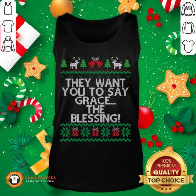 Perfect Ugly Christmas Tank Top- Design By Fanatictees.com