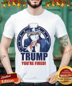 Premium Trump You're Fired Shirt - Design By Fanatictees.com