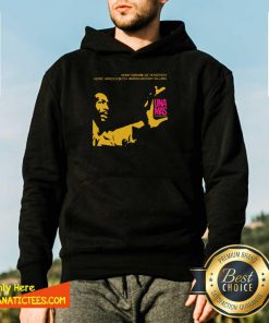 Jazz Album Cover Artwork Reproduction Kenny Dorham Trumpet Player Afro American Artist Band Hoodie - Design By Fanatictees.com