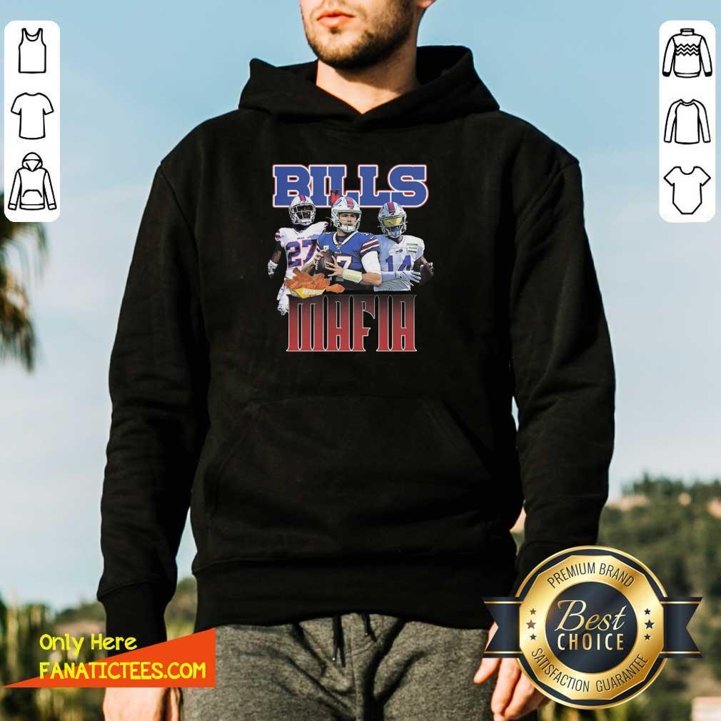 Buffalo Bills Mafia Nfl Hoodie- Design By Fanatictees.com