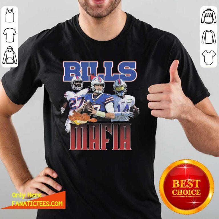 Buffalo Bills Mafia Nfl Shirt- Design By Fanatictees.com