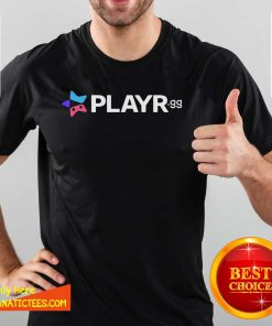 Limited Edition Playr Merch Playr Gg Shirt- Design By Fanatictees.com