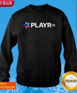 Limited Edition Playr Merch Playr Gg Sweatshirt- Design By Fanatictees.com
