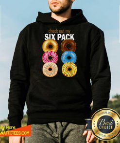 Check Out My Six Pack Funny Best Gift For Christmas Hoodie - Design By Fanatictees.com