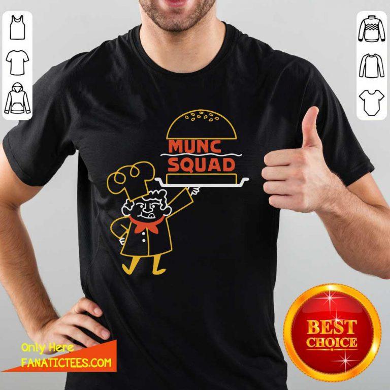 Mbmbam Mcelroy Family Merch Munch Squad Shirt- Design By Fanatictees.com
